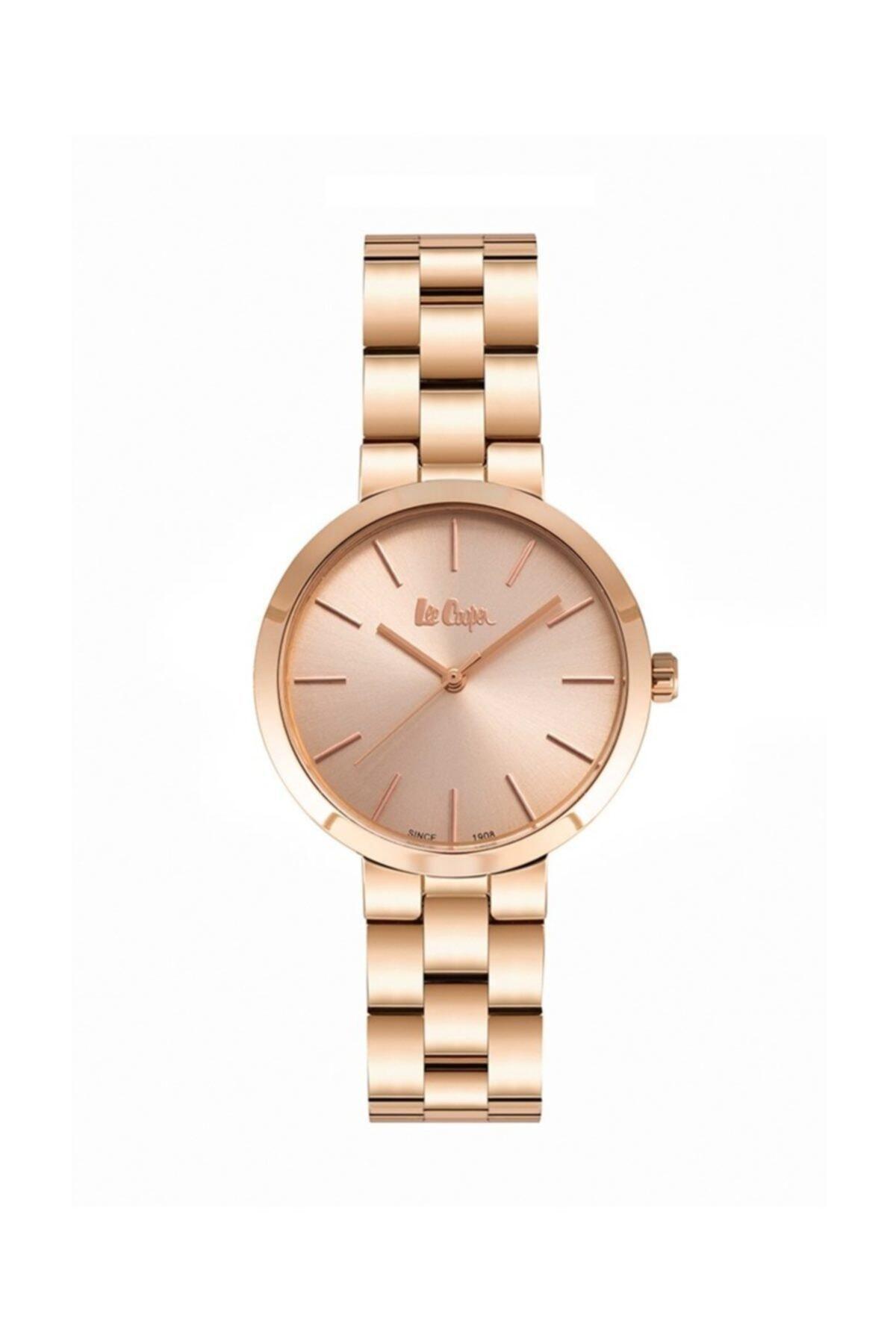 خرید ساعت شیک زنانهاورجینال برند Lee Cooper رنگ طلایی ty35740229