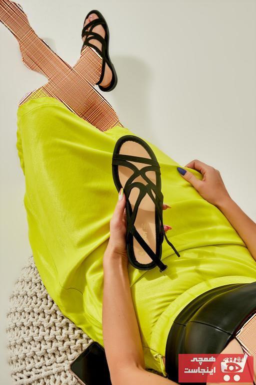 قیمت صندل دخترانه برند بامبی رنگ مشکی کد ty35885545