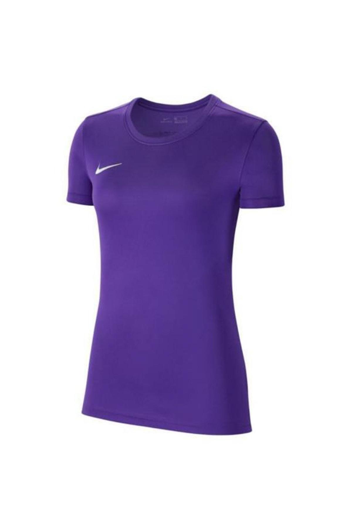 خرید نقدی تیشرت ورزشی مردانه فروشگاه اینترنتی مارک نایک رنگ بنفش کد ty35907409