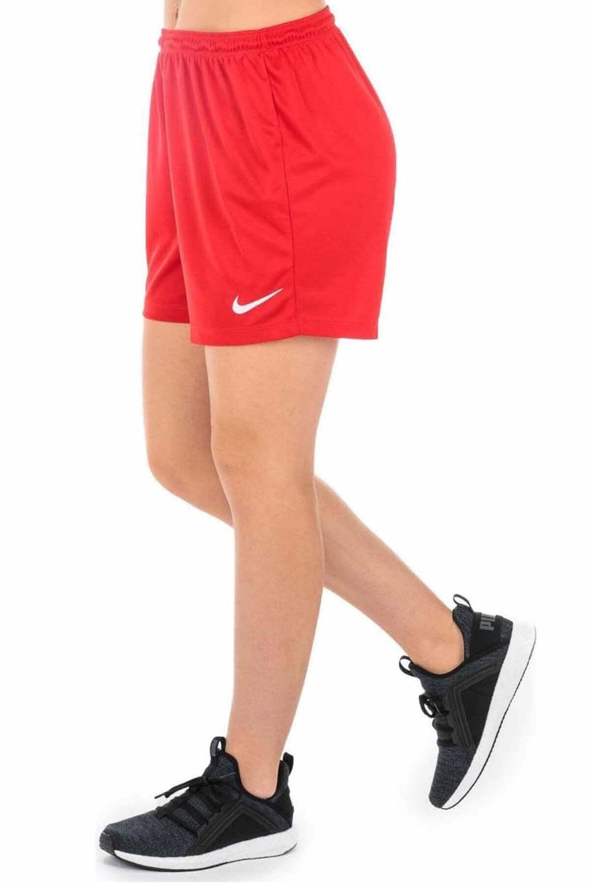 خرید اینترنتی شلوارک ورزشی مردانه مارک نایک رنگ قرمز ty35907453