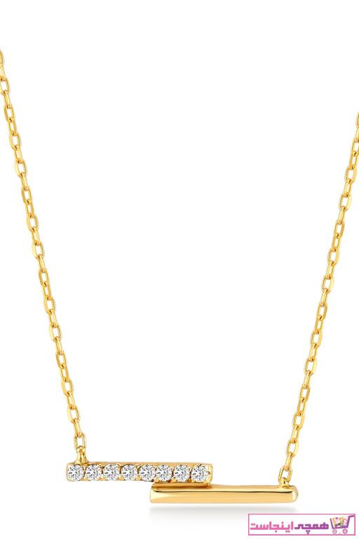 سفارش اینترنتی گردنبند فانتزی برند Gelin Pırlanta رنگ طلایی ty3611486