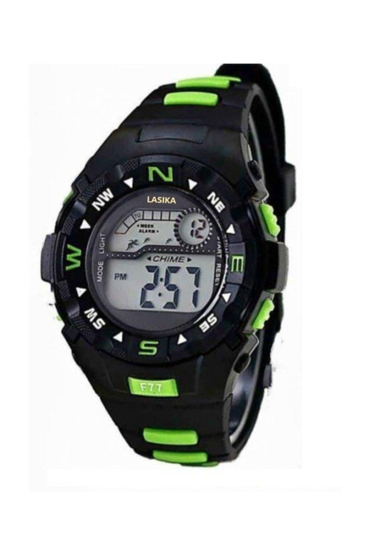 فروشگاه ساعت دخترانه برند Lasika رنگ سبز کد ty36360943
