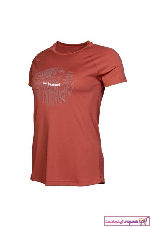 سفارش نقدی تیشرت ورزشی ارزان برند هومل رنگ قرمز ty36519590
