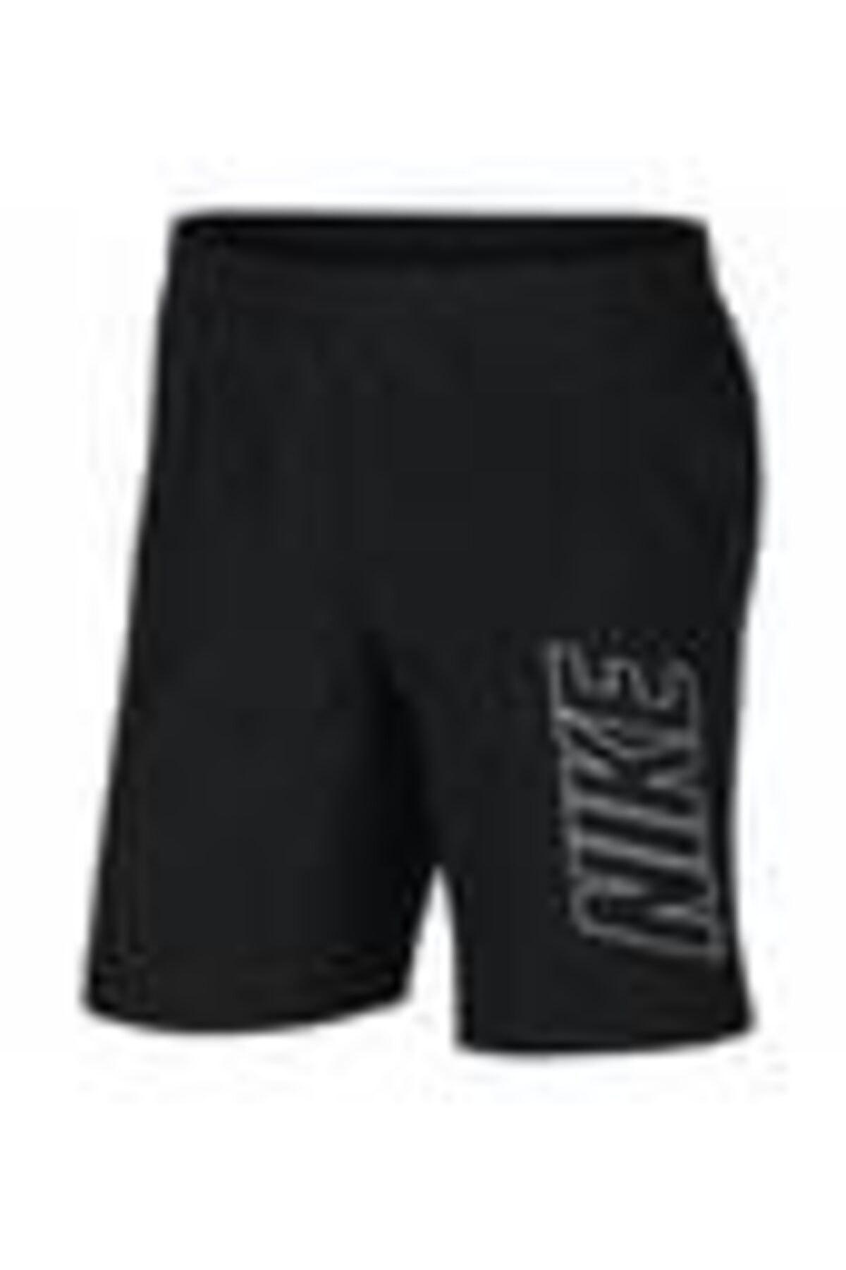 سفارش پستی شلوارک ورزشی مردانه برند نایک رنگ مشکی کد ty36529444