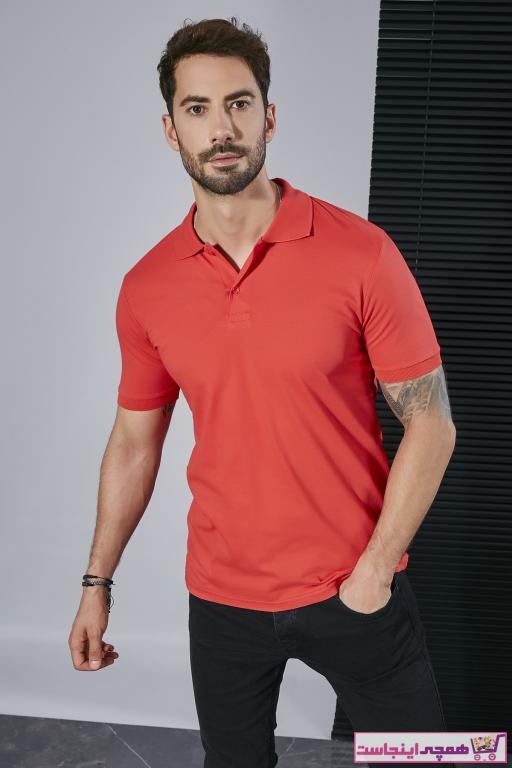 خرید اینترنتی پولوشرت مردانه برند Sateen Men رنگ زرد ty36847744