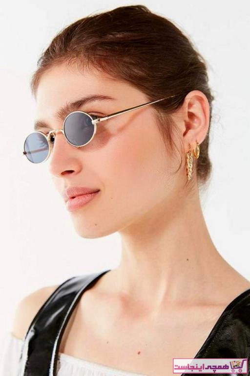 خرید انلاین عینک آفتابی زنانه ترکیه برند Hane14 رنگ مشکی کد ty36896707