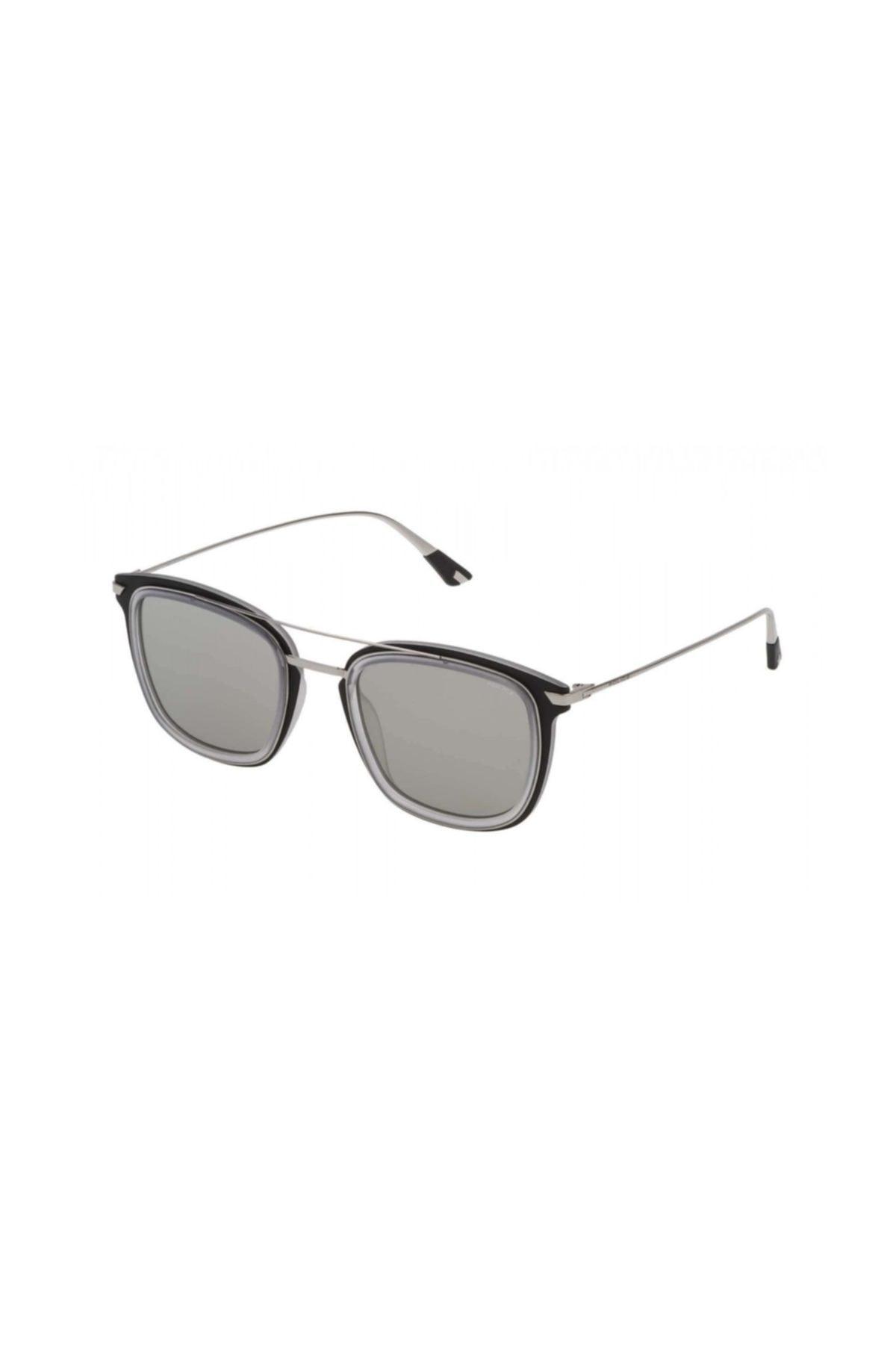 خرید اینترنتی عینک آفتابی شیک برند Police رنگ نقره ای کد ty36952020
