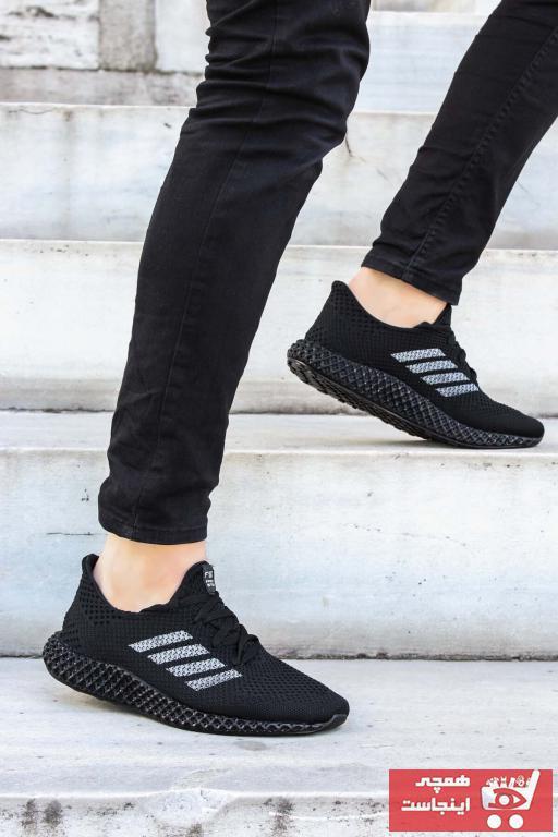 فروش اینترنتی کفش اسپرت مردانه با قیمت برند FAST STEP رنگ مشکی کد ty36970285