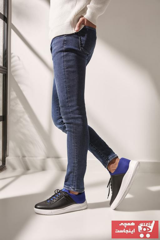 خرید اینترنتی کفش اسپرت خاص مردانه برند Yaya  by Hotiç رنگ مشکی کد ty37181098