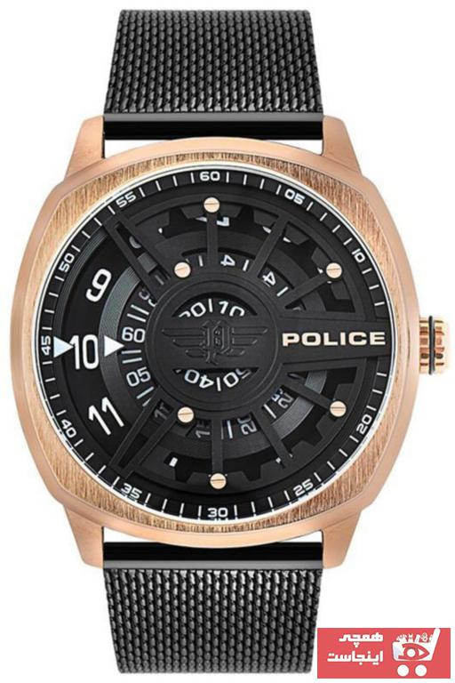 خرید ساعت مچی زنانه لوکس اورجینال برند Police رنگ متالیک کد ty37336516