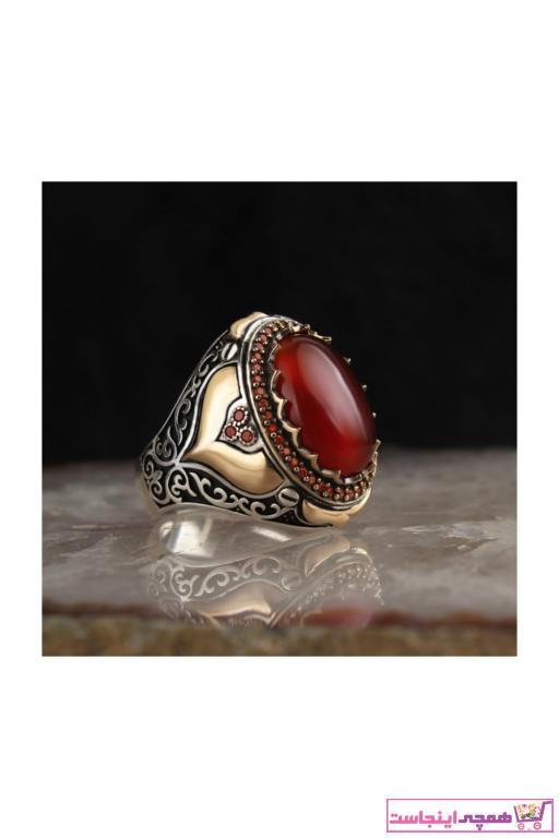 انگشتر مردانه قیمت مناسب برند KsrModa رنگ قرمز ty37425275