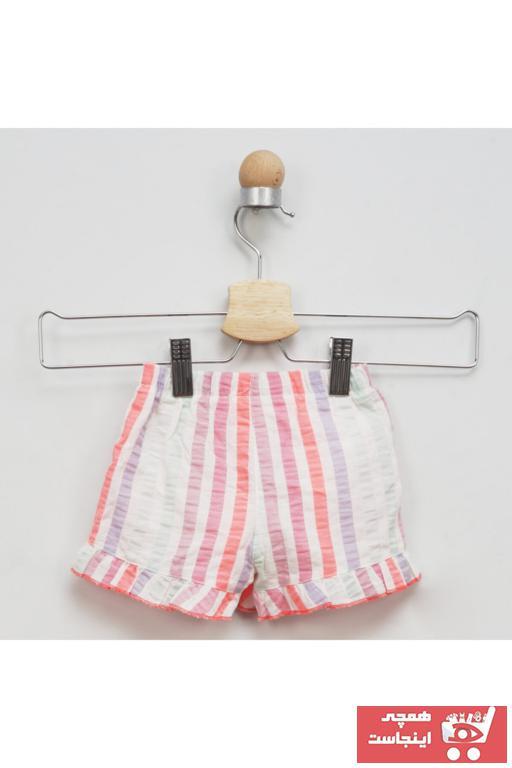 شلوارک نوزاد دختر خاص برند Panço رنگ صورتی ty37861227