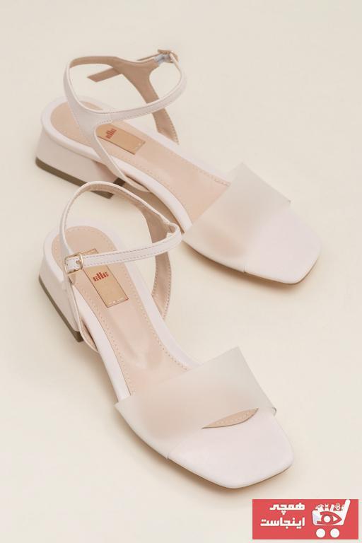 صندل اورجینال زنانه برند Elle Shoes رنگ صورتی ty38201988