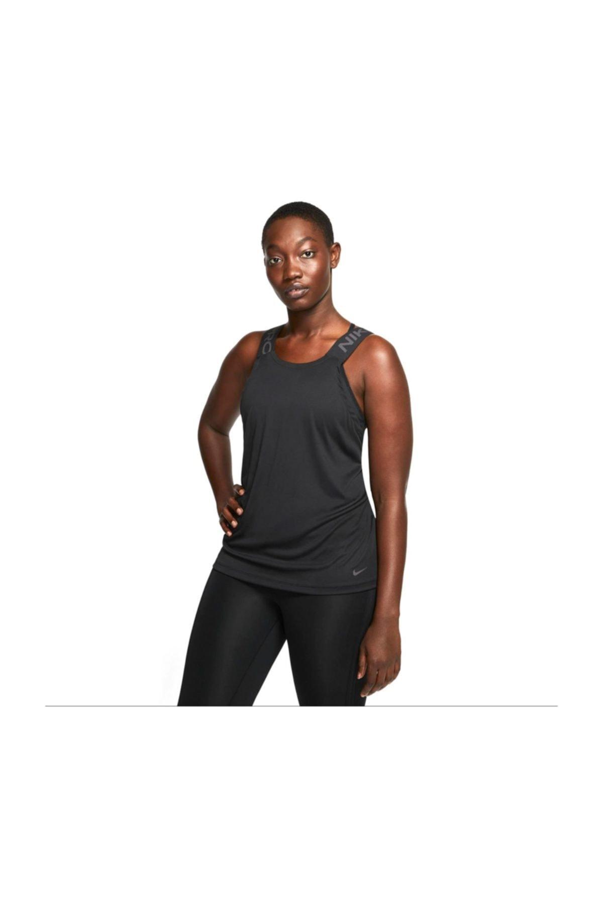 خرید رکابی ورزشی نخی مارک Nike رنگ مشکی کد ty38303507
