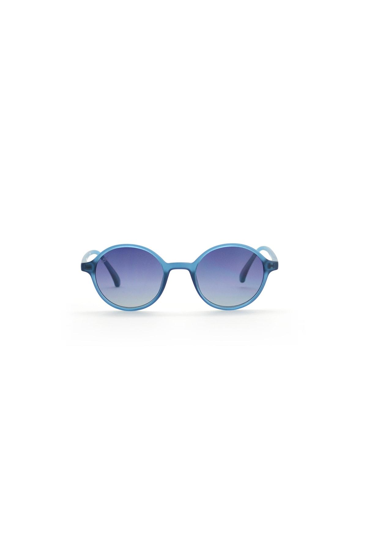 عینک آفتابی فانتزی پسرانه برند LOOKlight رنگ لاجوردی کد ty38514567
