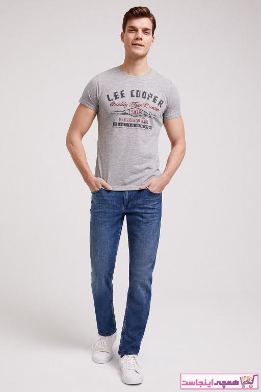 خرید ارزان شلوار جین مردانه اسپرت برند Lee Cooper رنگ آبی کد ty38600533