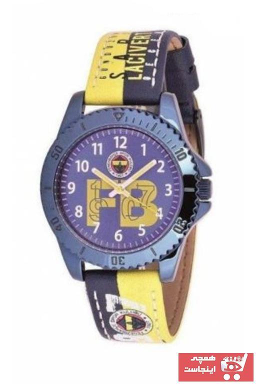 خرید نقدی ساعت شلوارک پسرانه برند Fenerbahçe رنگ زرد ty38898766