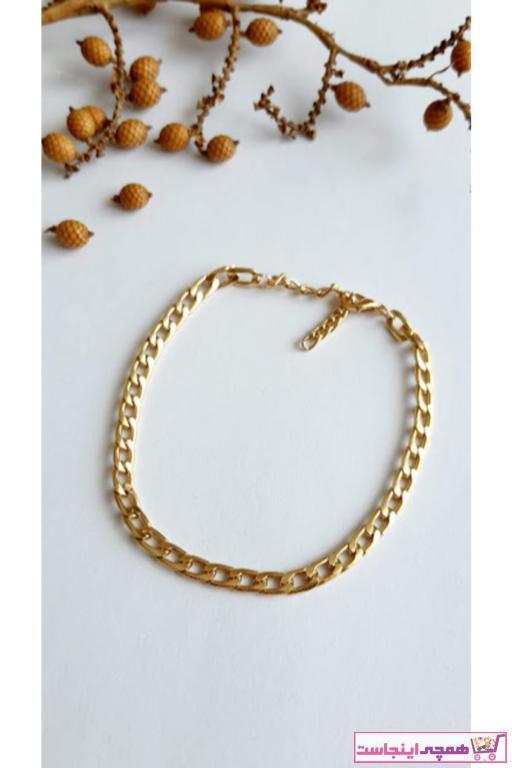 خرید اسان پابند زنانه زیبا برند PETEK AKSESUAR رنگ طلایی ty39676737