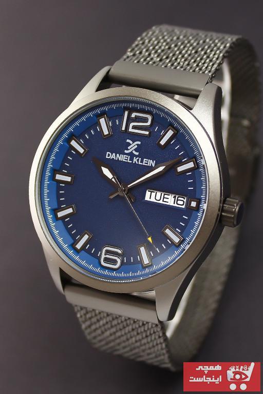 سفارش ساعت مچی مردانه لوکس برند Daniel Klein رنگ نقره ای کد ty40397736
