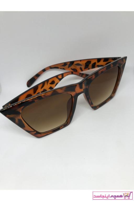 عینک آفتابی زنانه  برند Toz Vintage رنگ قهوه ای کد ty40655596