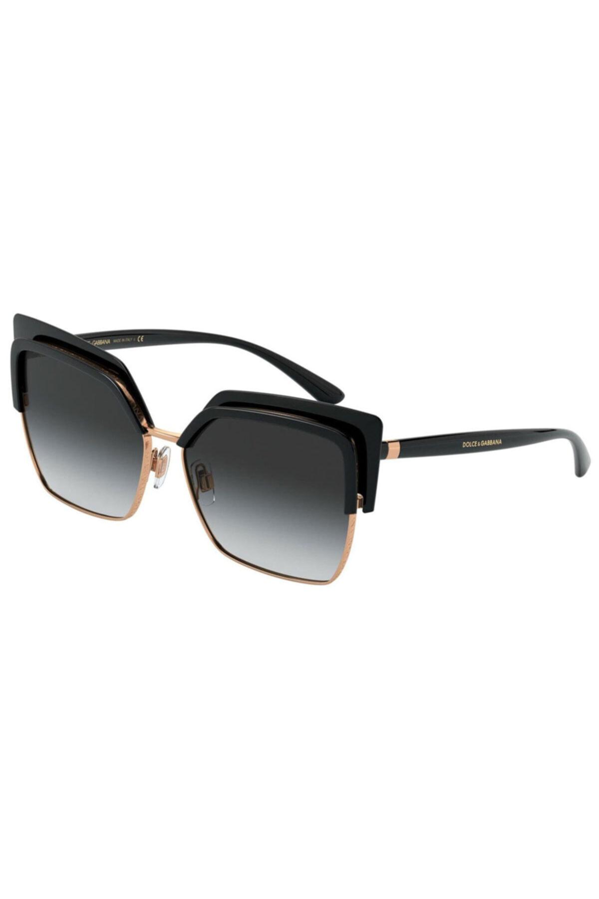 خرید پستی عینک آفتابی زیبا برند دولچه گابانا رنگ مشکی کد ty40739276
