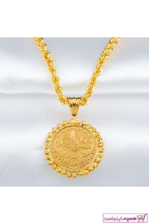 فروش گردنبند طلا زنانه خفن برند Bilezikci رنگ طلایی ty40999821