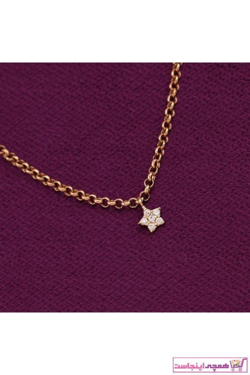 سفارش انلاین دستبند طلا زنانه ساده برند Melis Gold رنگ طلایی ty41228375