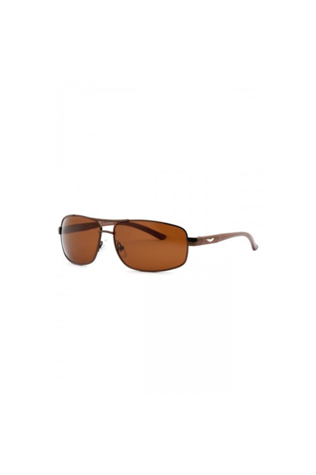فروشگاه عینک دودی مردانه برند Almera رنگ قهوه ای کد ty41763805