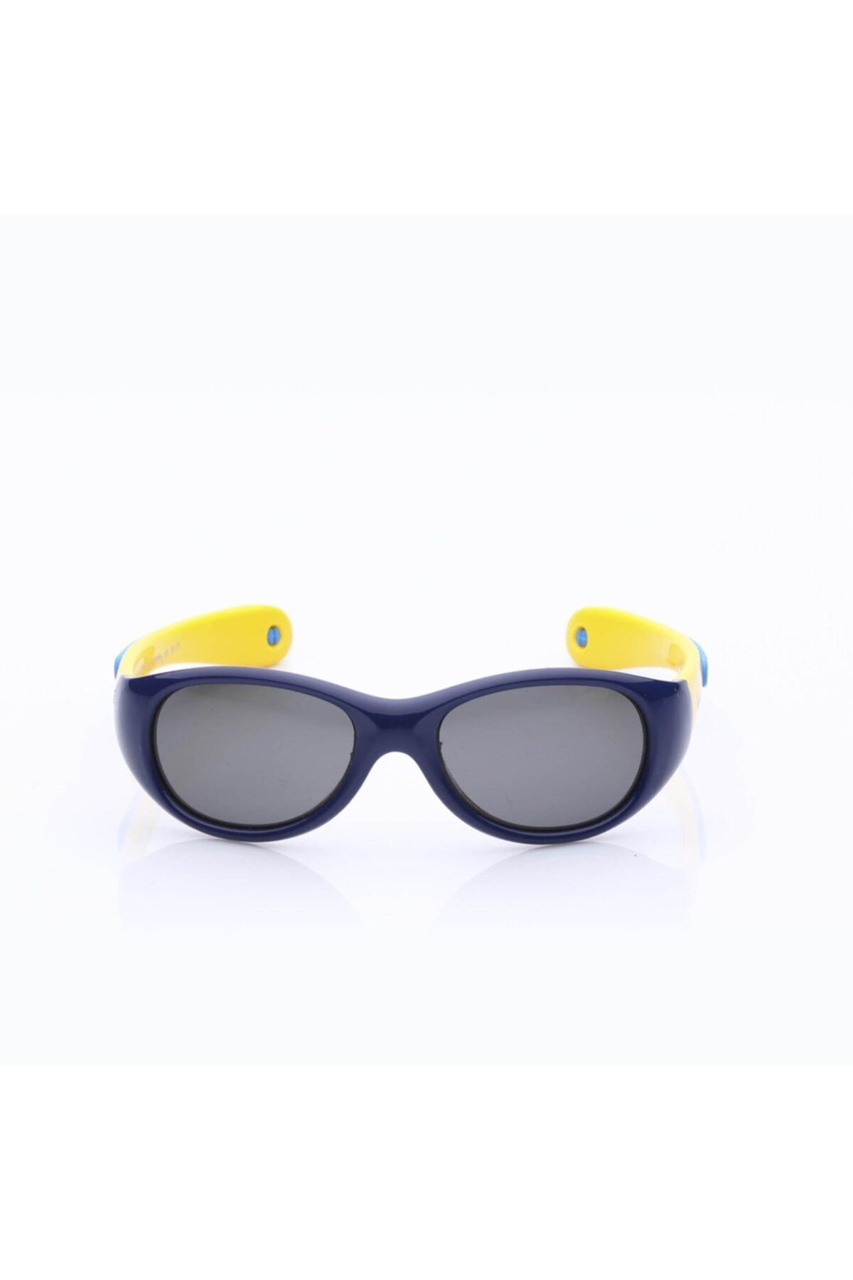 فروش عینک آفتابی بچه گانه دخترانه 2021 برند LONNVİ رنگ لاجوردی کد ty41784510