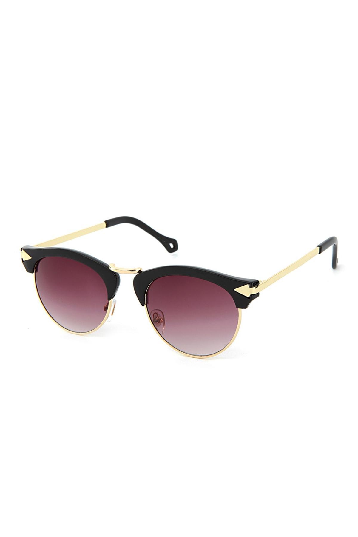 خرید اینترنتی عینک آفتابی زنانه از استانبول برند Luis Polo رنگ مشکی کد ty42016009