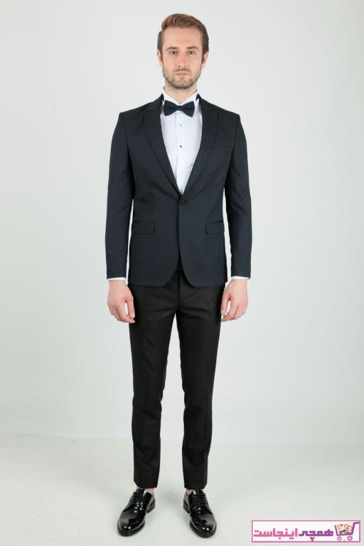 کت شلوار مردانه مدل 2021 برند Centone رنگ مشکی کد ty42336202