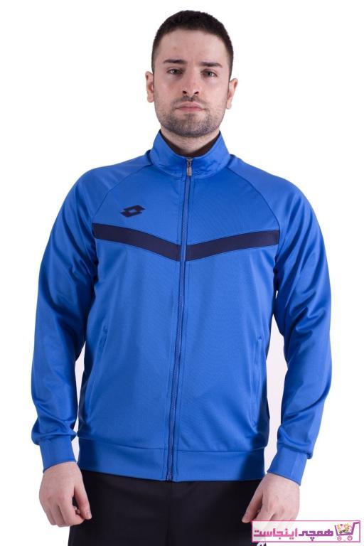 خرید گرمکن ورزشی مردانه ترک جدید برند لوتو رنگ لاجوردی کد ty42459699