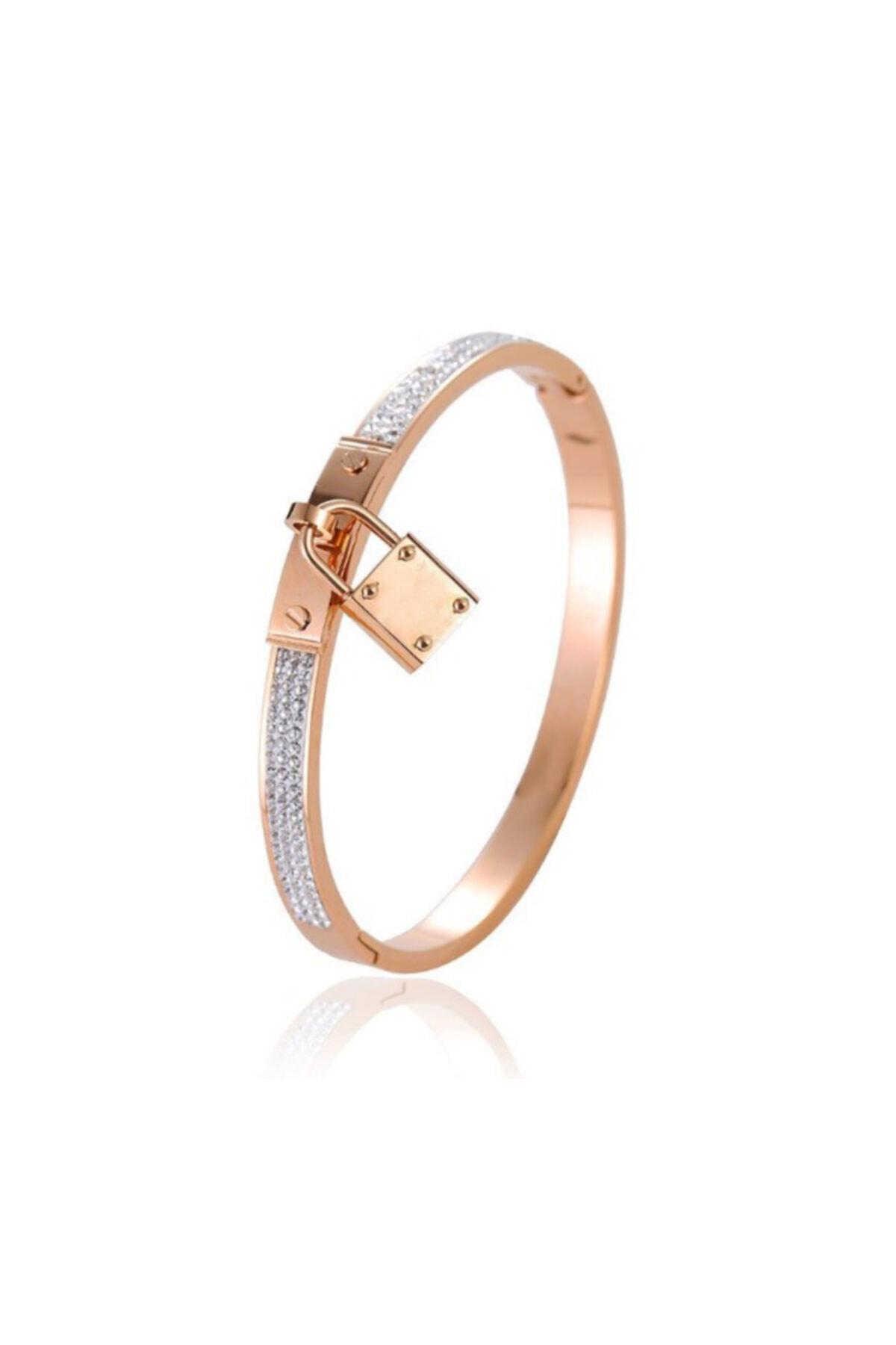 سفارش دستبند مردانه ارزان برند stor jewel رنگ صورتی ty42470169