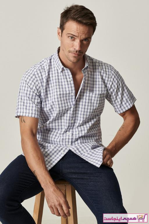 پیراهن اسپرت مردانه ارزان برند ALTINYILDIZ CLASSICS کد ty42671459