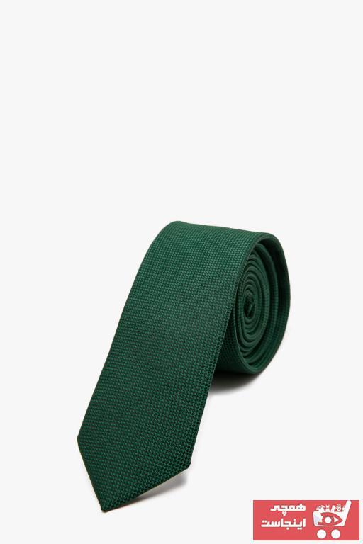 کراوات جدید برند کوتون رنگ سبز کد ty4275938