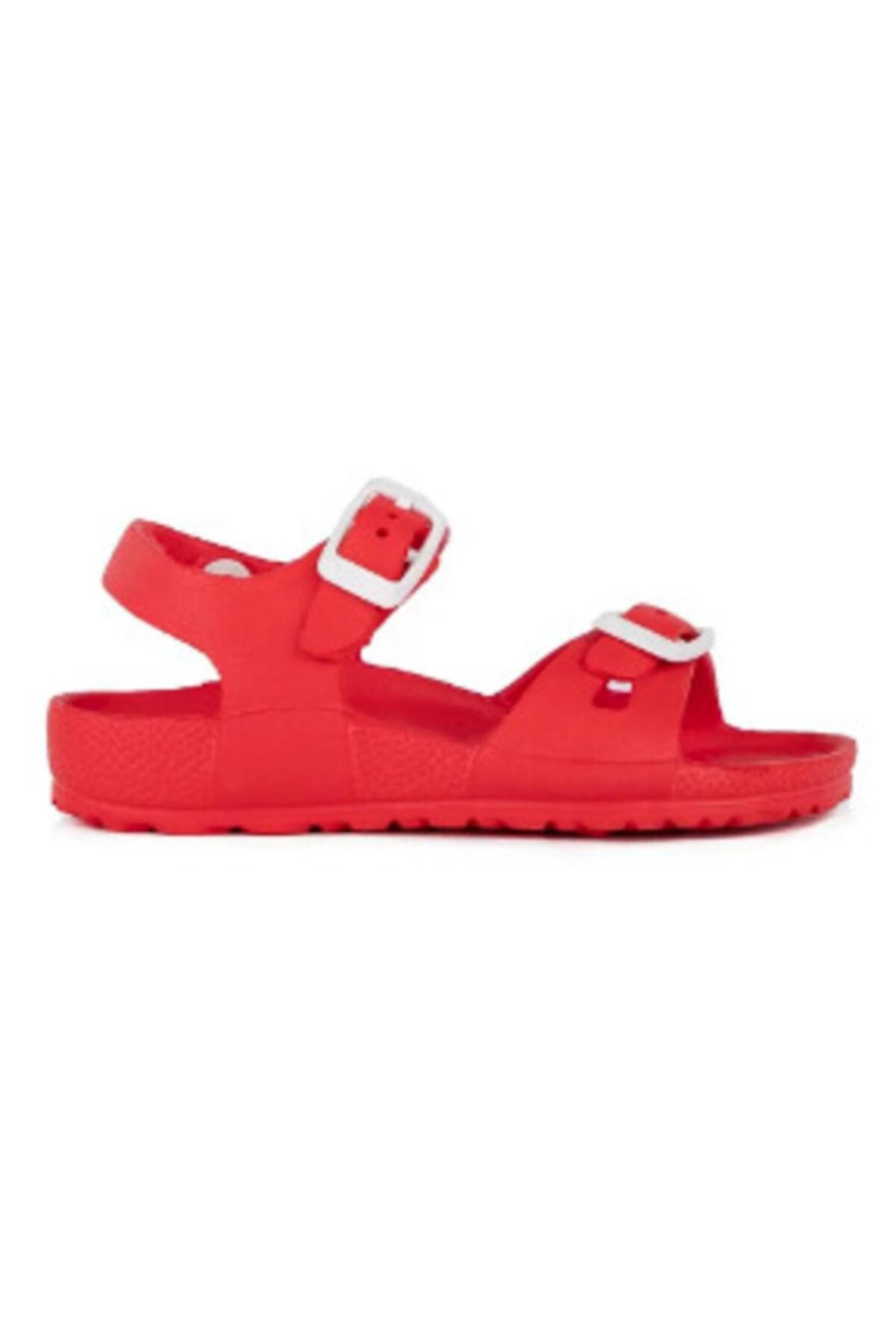 دمپایی ساده برند Esem رنگ قرمز ty42868779