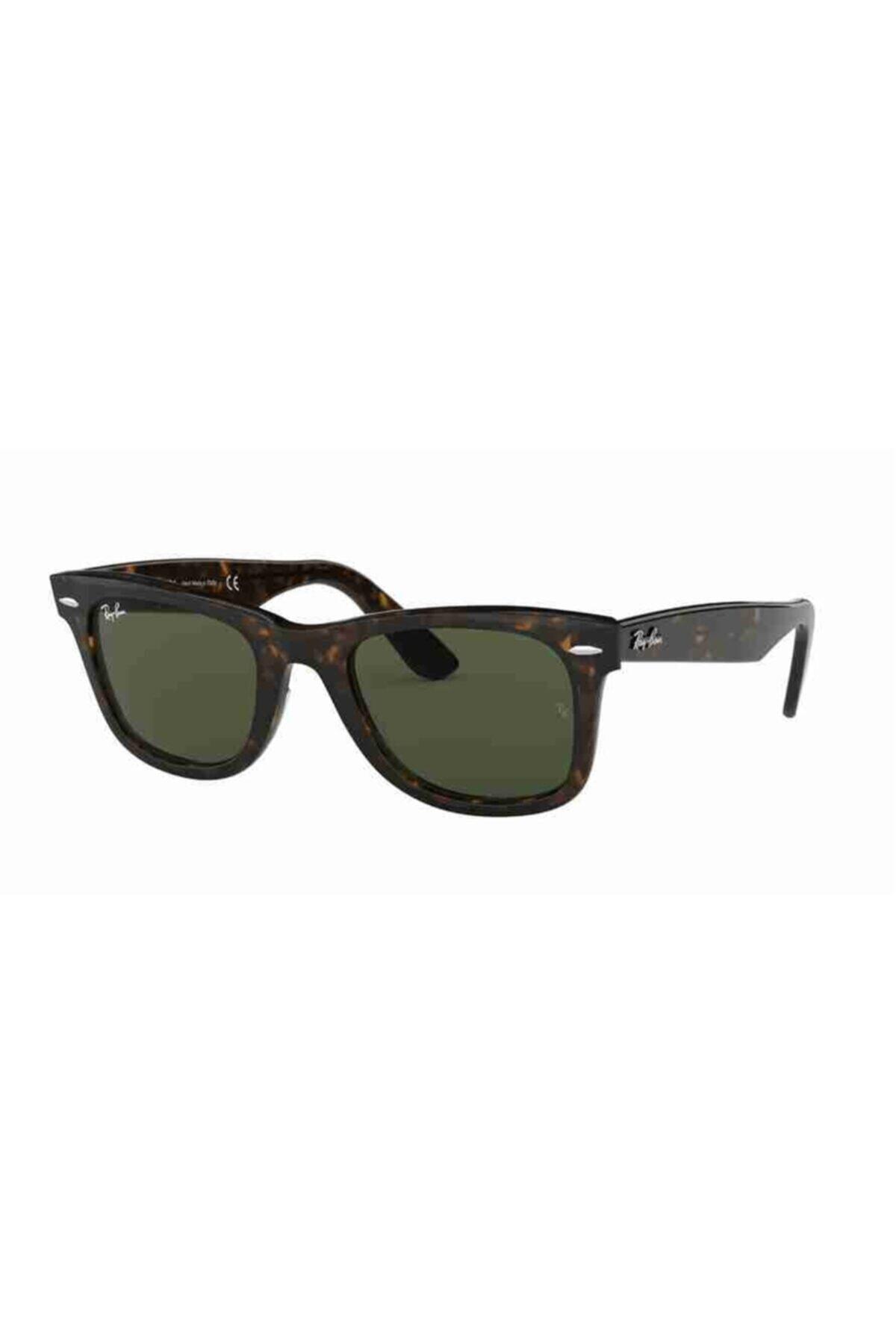 خرید ارزان عینک آفتابی فانتزی زنانه برند ری بن رنگ قهوه ای کد ty42904033