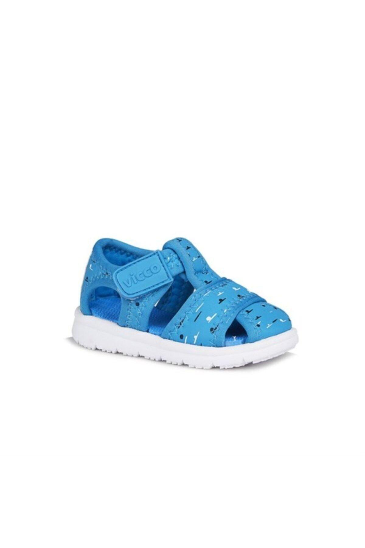 حرید اینترنتی صندل نوزاد پسرانه ارزان برند Vicco رنگ آبی کد ty43148693