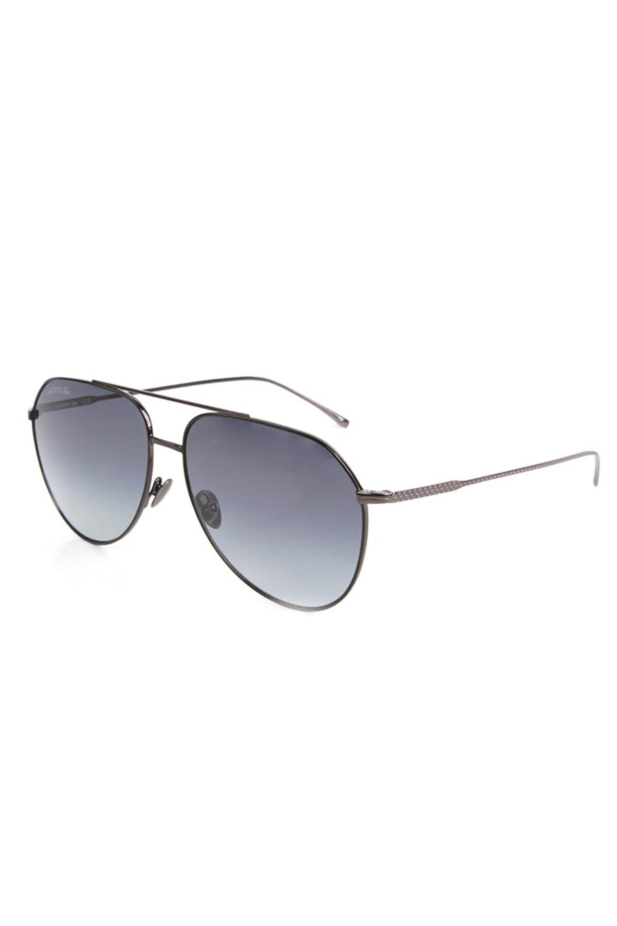 خرید انلاین عینک آفتابی مردانه خاص برند لاگوست lacoste رنگ نقره ای کد ty43318474