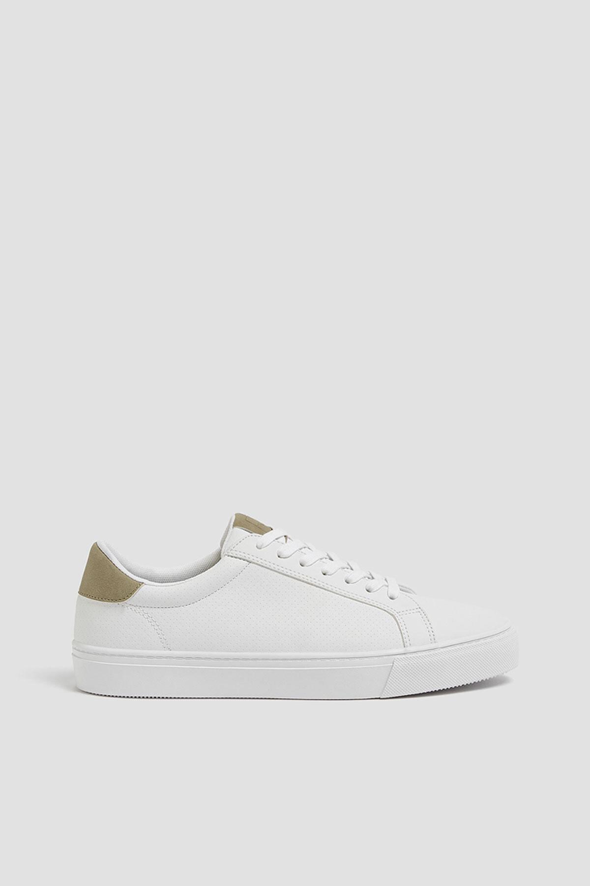 خرید پستی کفش اسپرت شیک برند Pull & Bear کد ty43332137