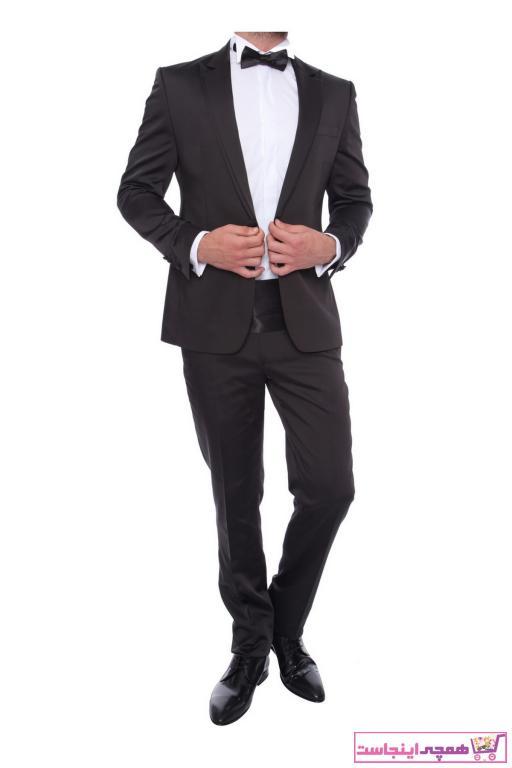 خرید ارزان کت شلوار مردانه اسپرت برند Efor رنگ مشکی کد ty4376608