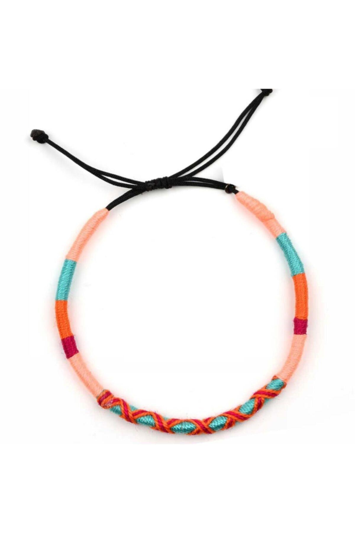 فروشگاه پابند زنانه سال 1400 برند Klotho Design رنگ نارنجی کد ty43796291