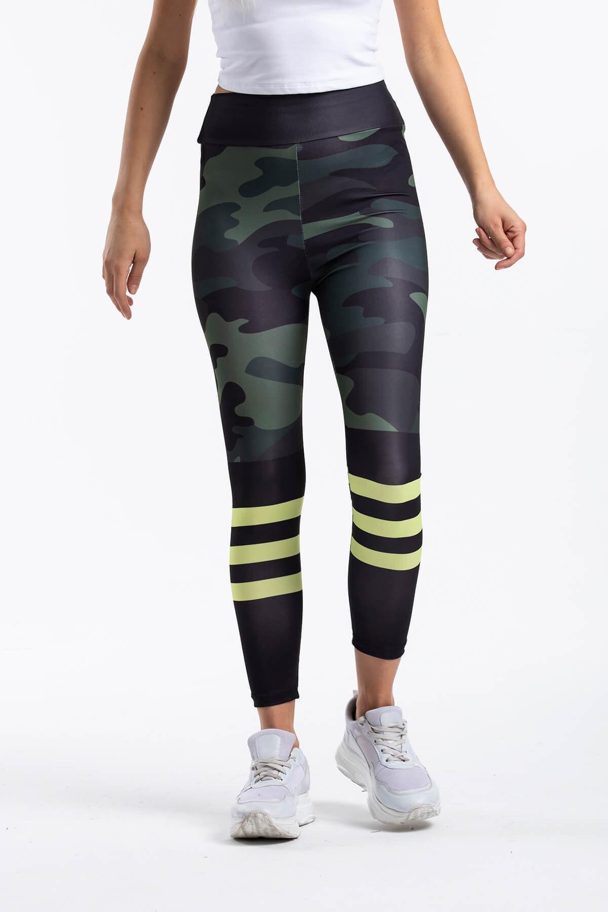 خرید نقدی لگ ورزشی زنانه جدید برند Mossta رنگ سبز کد ty44073717