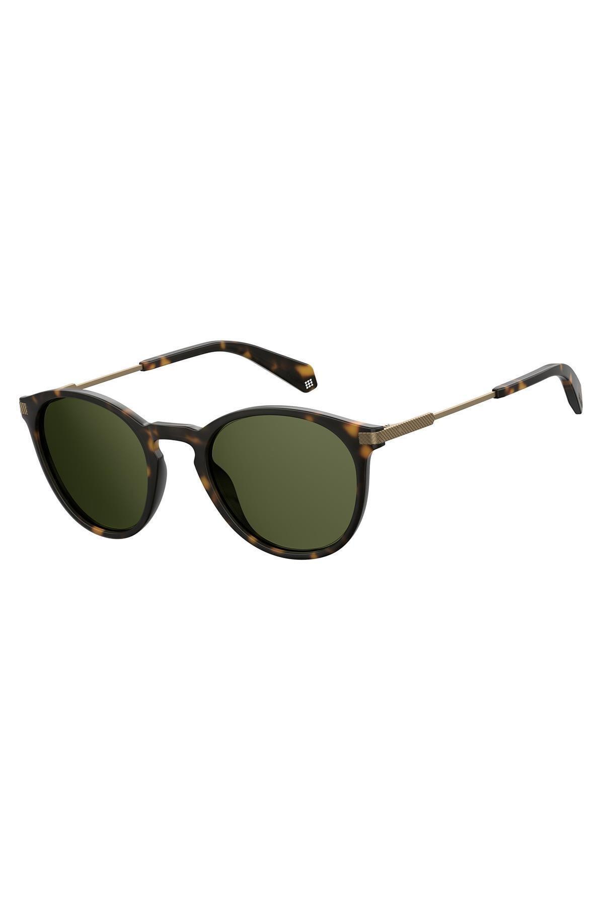 مدل عینک آفتابی زنانه برند Polaroid رنگ قهوه ای کد ty4488317
