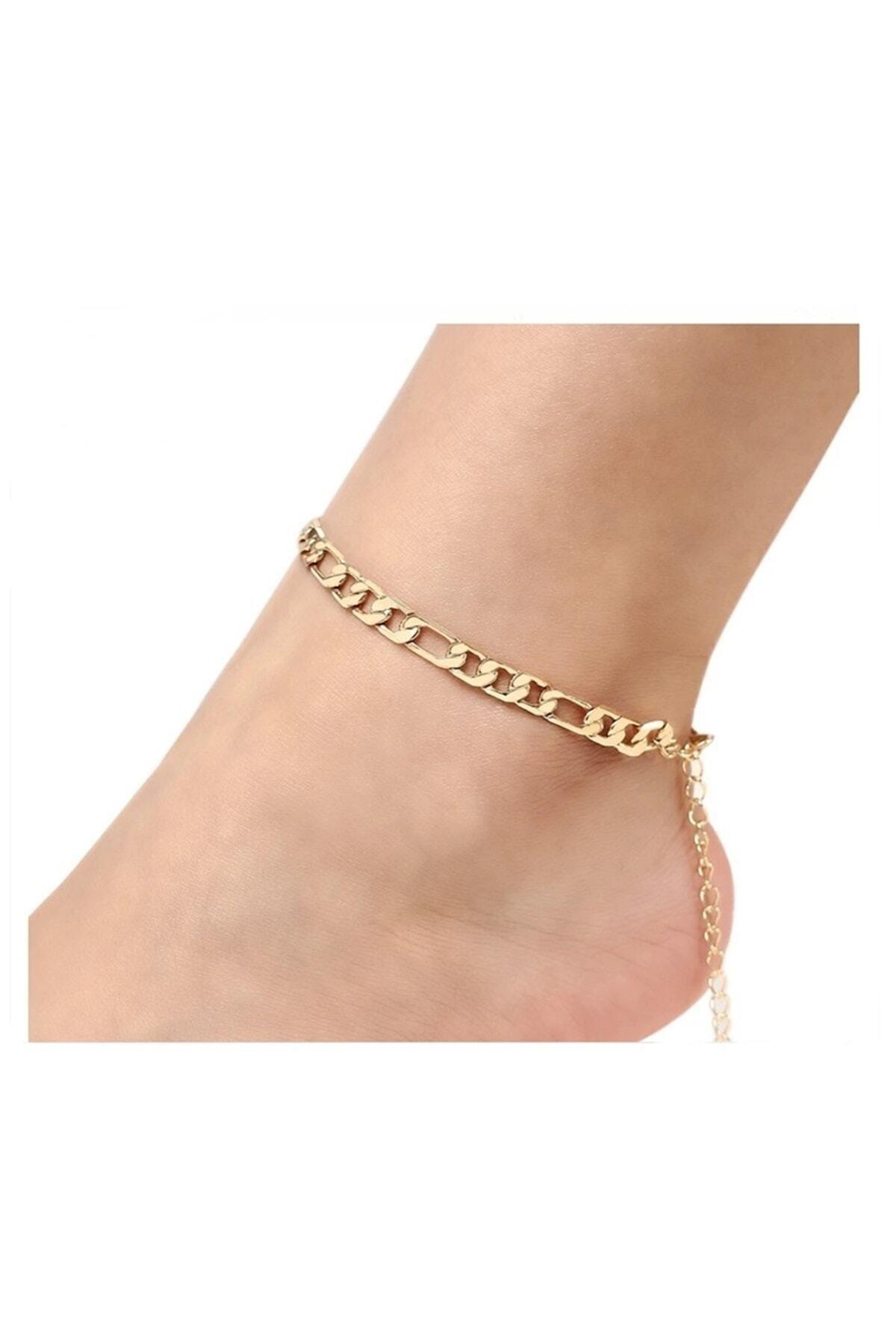 خرید پستی پابند زنانه پارچه ارزانی برند X-Lady Accessories رنگ زرد ty46063445