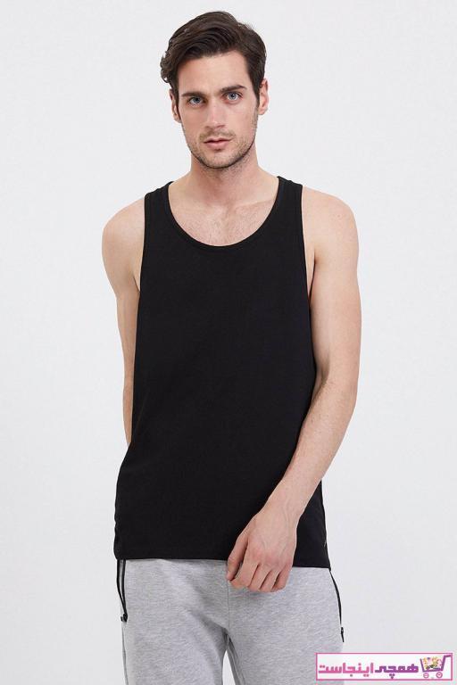 فروشگاه تاپ ورزشی مردانه تابستانی برند Loft رنگ مشکی کد ty46255016