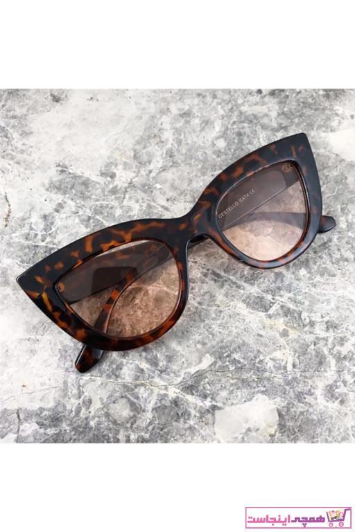 سفارش عینک آفتابی زنانه ارزان برند Castello کد ty46258966