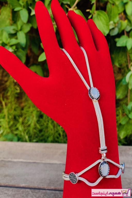 فروش اینترنتی دستبند انگشتی زنانه با قیمت برند Artuklu Telkari کد ty46739977
