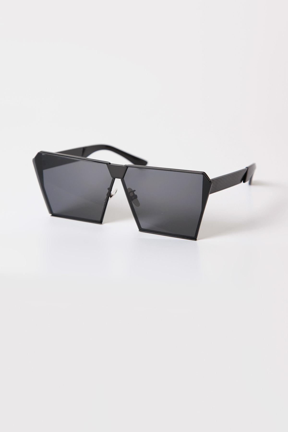 عینک آفتابی زنانه شیک برند Kapin رنگ مشکی کد ty46740218