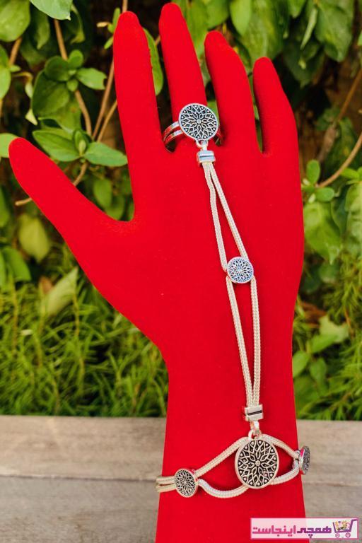 دستبند انگشتی زنانه شیک برند Artuklu Telkari کد ty46742543